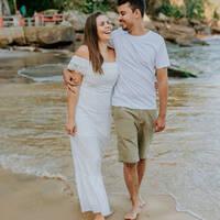 Andressa e Paulo
