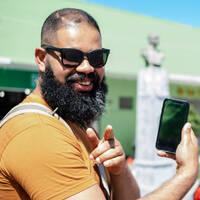 Tiago Silva (Mochileiro pela Educação)