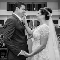 Raquel e Luiz Humberto Gonzaga