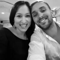 Fábio Duarte e Paula Alves