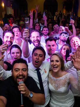 Casamentos de Flavia & Alex em Espaço Vila Greta - Vinhedo/SP