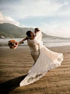 Casamentos de Tathiane & Lucas em Vista Bella - São Sebastião/SP