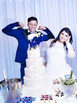 Casamentos de Beatriz & Luis em Espaço Karibe