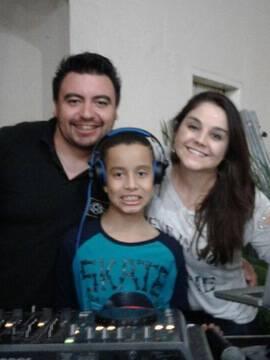 Aniversários de LUIS HENRIQUE em Clube 7 Setembro - São Roque