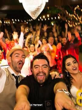 Casamentos de Luana & Danilo em Espaço La Foret