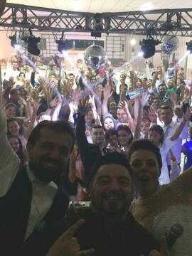 Casamentos de Thais & Felipe em Clube Italianos