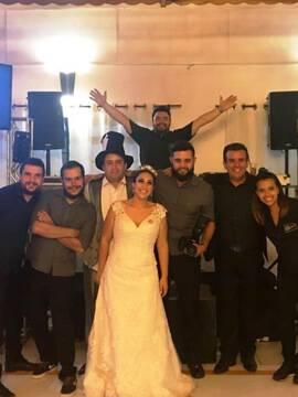 Casamentos de Rebeca & Edipo em Rest. Tia Lina