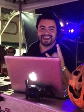 Baladas de Halloween no Patio em Patio Corina