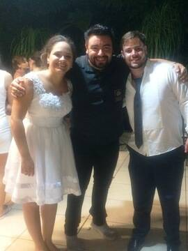 Casamentos de Jessica & Leandro em Espaço La Foret
