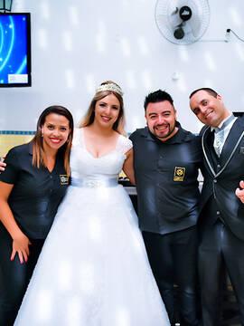 Casamentos de Ana & Alexandre em Chacara - Mailasqui - São Roque/SO