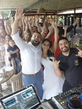 Casamentos de Taina & Daniel em Espaço Vila Lara - São Roque/SP