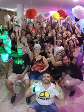 Aniversários de Michele em Granja Viana - Cotia/SP
