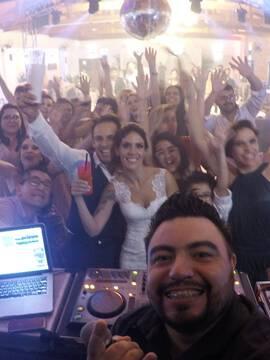 Casamentos de Aline & Dorival em Rest. Tia Lina