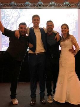 Casamentos de Marcia & Rafael em Dom Brunello Eventos - Sorocaba/SP