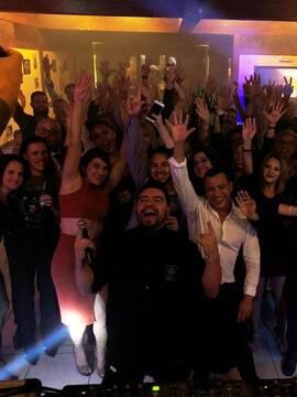 Aniversários de DIRCEU (50) em Hotel Alpino - São Roque/SP