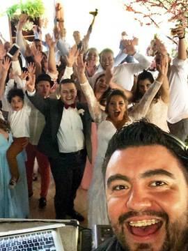 Casamentos de Thais & Luiz em Espaço La Foret - São Roque/SP
