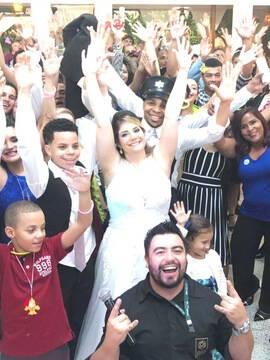 Casamentos de Patricia & Josenildo em Campinas/SP