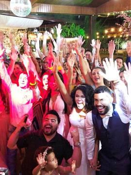 Casamentos de Julie & Marcelo em Espaço La Foret