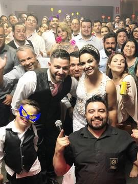 Casamentos de Fran & Alan em São Roque Clube