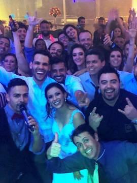 Casamentos de Bruna & André em Espaço Picovinho