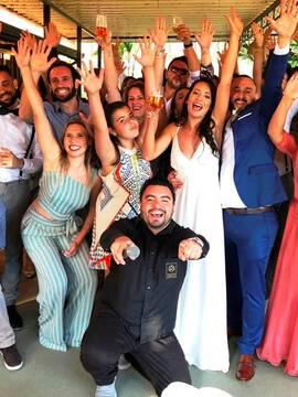 Casamentos de Dayane & Celso em Espaço Vila Lara
