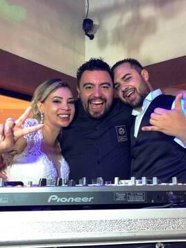 Casamentos de Vanessa & Junior em Espaço La Foret