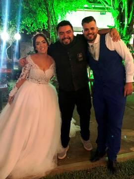 Casamentos de Daniela & Danilo em Espaço La Foret