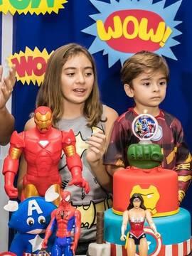 Aniversários de Aniversário Pedro Arruda - 4 Anos em Itu - SP
