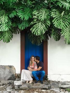 Pré-wedding de Etieny e Bruno em Tiradentes/MG