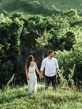 Pré-wedding de Patrícia e Tobias em Ribeirão Vermelho/MG