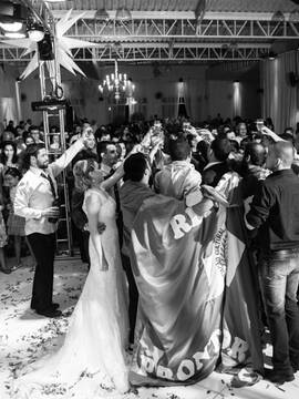 Wedding de Aline e Guilherme em Nepomuceno - MG