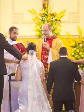 Wedding de Wedding - Joiciely e Luiz Henrique em Nepomuceno - MG