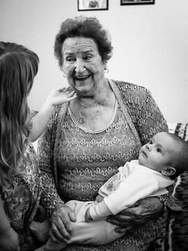 Fotografia Documental de Documental Dia Das Mães em Nepomuceno/MG