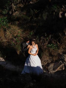 Pós-Wedding de Pós-wedding Patrícia e Tobias em São Thomé das Letras/MG