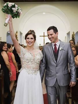 Wedding de Thaisa e Breno em Varginha/MG