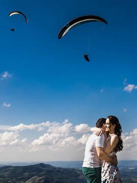 Pré-wedding de Heleny e Cássio em Poços de Caldas/MG