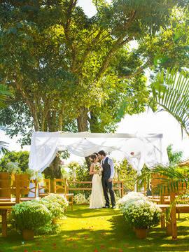 Wedding de Tamires e Daniel em Nepomuceno/MG