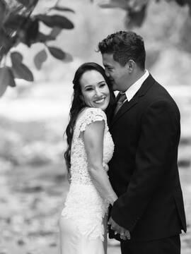 Pós-Wedding de Pós-wedding Alessandra e Thiago em São Thomé das Letras/MG
