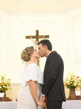 Wedding de Mini-wedding - Cintia e Breno em Nepomuceno/MG