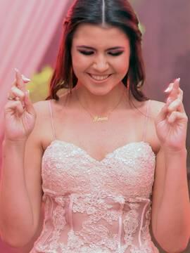 15 anos de 15 anos Mariana em Buffet Manoel Carlos