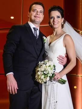 Casamentos de Casamento Rio Preto Teia e Fabio em São José do Rio Preto - SP