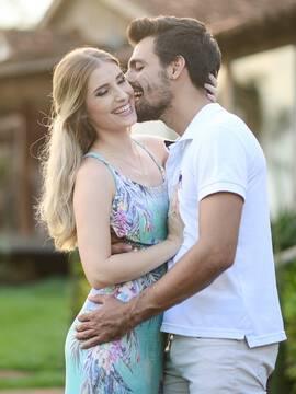 Casamentos de Pre Wedding Rio Preto em Clever Casado