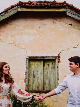 Casamentos de Pre Wedding em Fazenda Poloni