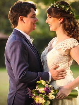 Casamentos de Bianca e Henzo em Glauber Carvalho