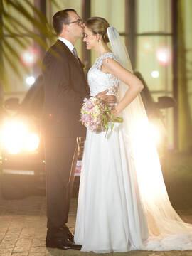 Casamentos de Fernanda e Flavio em Rio Preto - SP