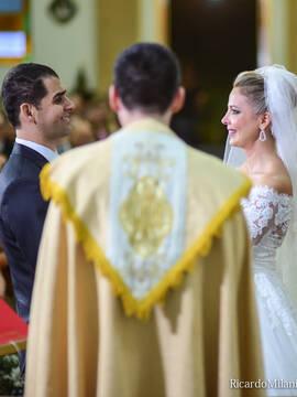 Casamentos de Lica e Antonio em São José do Rio Preto - SP