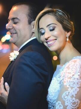 Casamentos de Luciana e Marcelo em Buffet Felix Petrolli Rio Preto