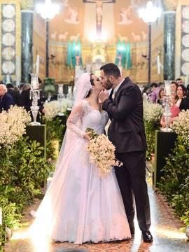 Casamentos de Daniela e João em São José do Rio Preto - SP