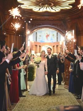 Casamentos de Casamento Mariana e Nuno em Presidente Prudente - SP