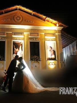 Casamentos de Manú e Rafa em Alagoinhas - Bahia
